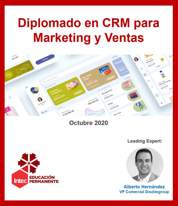Diplomado en CRM para Marketing y Ventas