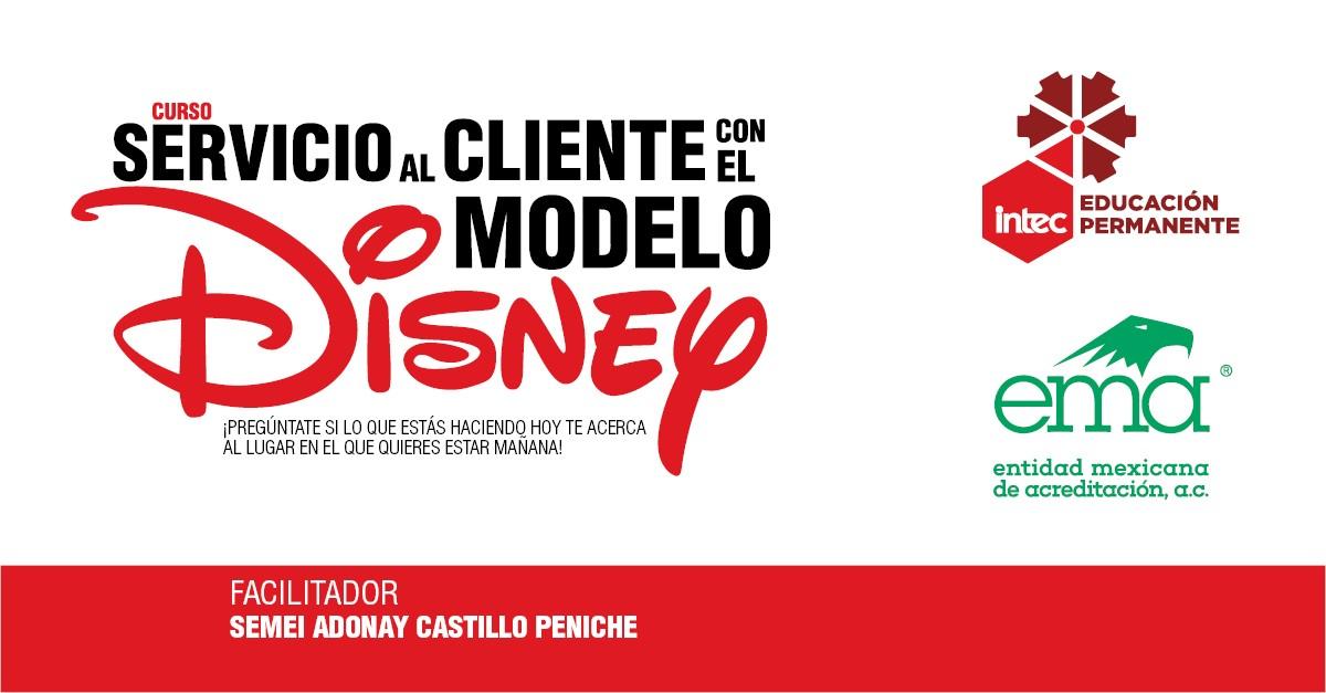 Curso: Servicio al Cliente con el Modelo Disney
