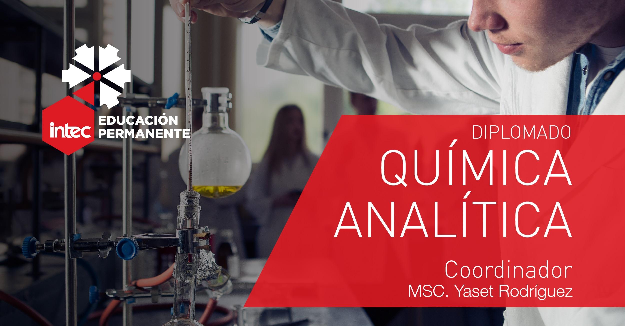 Diplomado en Química Analítica