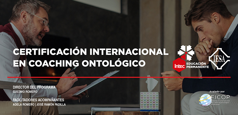 Certificación Internacional en Coaching Ontológico